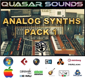 vintage analog synths -  soundfonts sf2