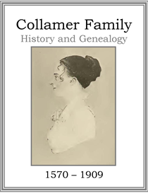 Collamer Family History and Genealogy | eBooks | History