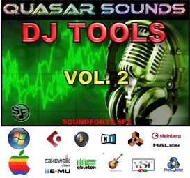 Dj Tools Vocals & Hits Vol.2  -  Soundfonts Sf2 | Music | Soundbanks