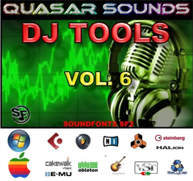 Dj Tools Vocals & Hits Vol.6  -  Soundfonts Sf2 | Music | Soundbanks