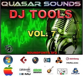 Dj Tools Vocals & Hits Vol.7  -  Soundfonts Sf2 | Music | Soundbanks
