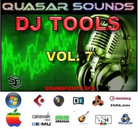 dj tools vocals & hits vol.7  -  soundfonts sf2