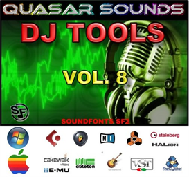 Dj Tools Vocals & Hits Vol.8  -  Soundfonts Sf2 | Music | Soundbanks