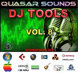 dj tools vocals & hits vol.8  -  soundfonts sf2