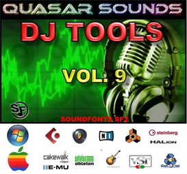 Dj Tools Vocals & Hits Vol.9  -  Soundfonts Sf2 | Music | Dance and Techno
