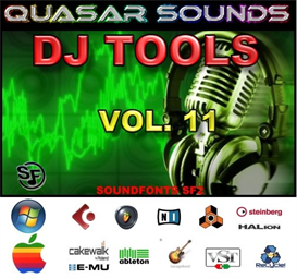 Dj Tools Vocals & Hits Vol.11  -  Soundfonts Sf2 | Music | Soundbanks