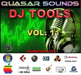 dj tools vocals & hits vol.11  -  soundfonts sf2