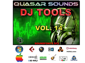 Dj Tools Vocals & Hits Vol.14  -  Soundfonts Sf2 | Music | Soundbanks