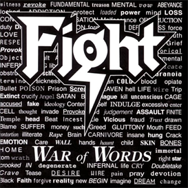 FIGHT (ROB HALFORD) War Of Words (1993) 320 Kbps MP3 ALBUM | Music | Rock