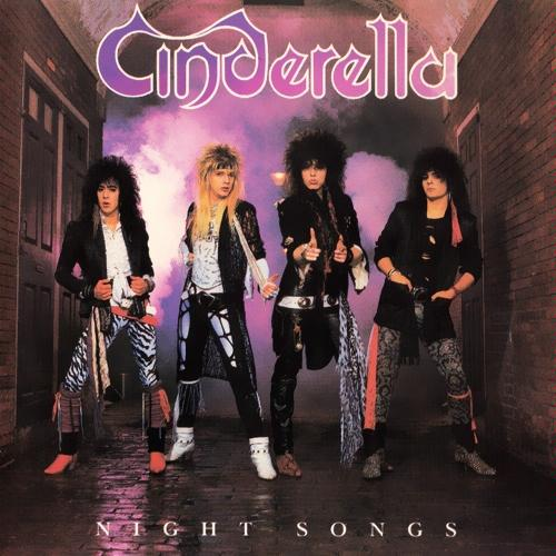 First Additional product image for - CINDERELLA Night Songs (1986) 320 Kbps MP3 ALBUM