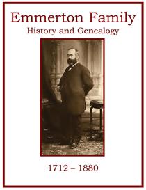Emmerton Family History and Genealogy | eBooks | History