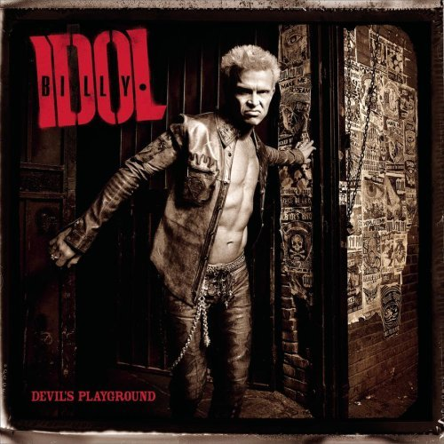 First Additional product image for - BILLY IDOL Devil's Playground (2005) 320 Kbps MP3 ALBUM