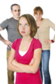 how to change teenager's behavior