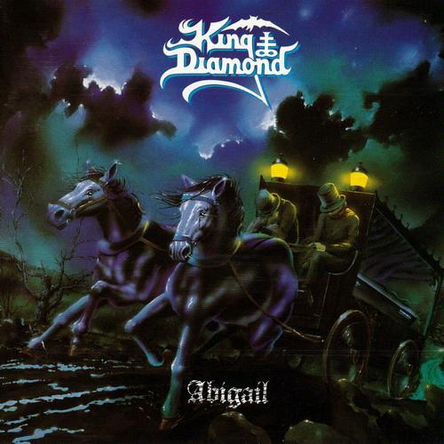 First Additional product image for - KING DIAMOND Abigail (1997) (RMST) (4 BONUS TRACKS) 320 Kbps MP3 ALBUM