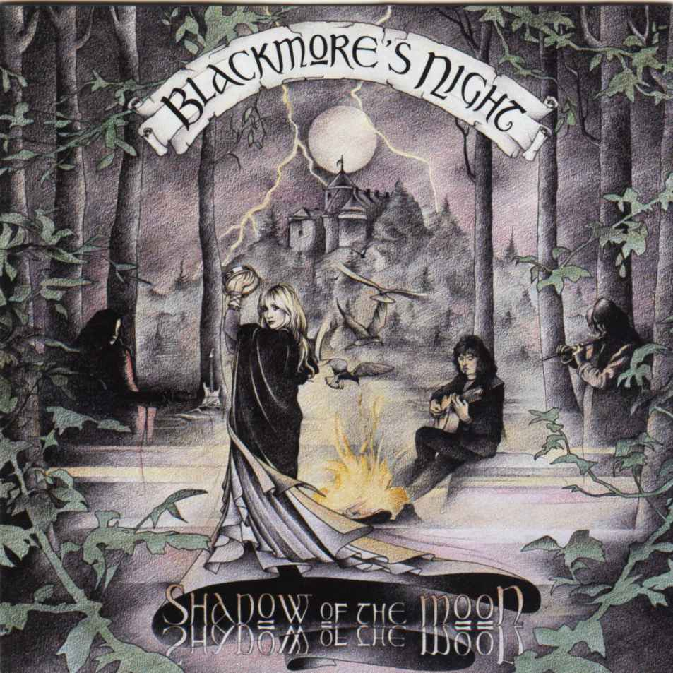 First Additional product image for - BLACKMORE'S NIGHT Shadow Of The Moon (1998) (1 BONUS TRACK) 320 Kbps MP3 ALBUM