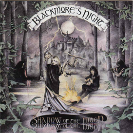 BLACKMORE'S NIGHT Shadow Of The Moon (1998) (1 BONUS TRACK) 320 Kbps MP3 ALBUM | Music | Rock