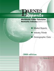 2008 Worldwide Cable Television Networks Industry Report | eBooks | Business and Money