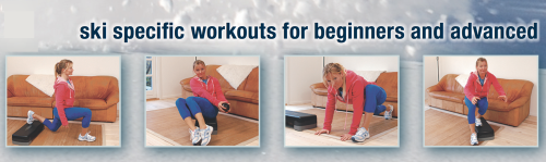 First Additional product image for - Skiing - Get Fit To Hit The Slopes