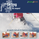 Skiing - Get Fit To Hit The Slopes | Movies and Videos | Fitness