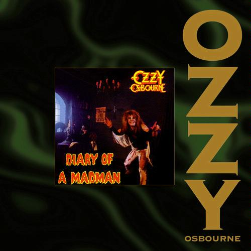First Additional product image for - OZZY OSBOURNE Diary Of A Madman (1995) (RMST) 320 Kbps MP3 ALBUM