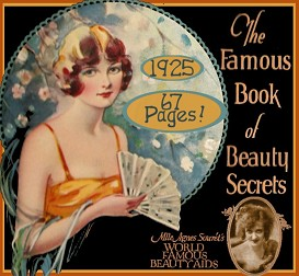 1920's Famous Book of Beauty Secrets | eBooks | Beauty