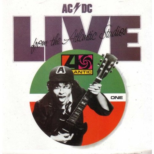 First Additional product image for - AC/DC Live From The Atlantic Studios (1997) 320 Kbps MP3 ALBUM