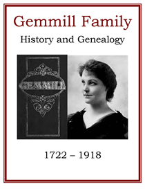 Gemmill Family History and Genealogy | eBooks | History