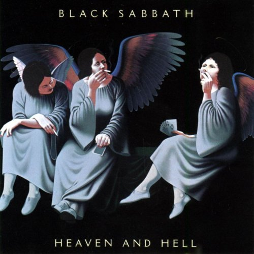 First Additional product image for - BLACK SABBATH Heaven And Hell (1980) (WARNER BROS. RECORDS) 320 Kbps MP3 ALBUM