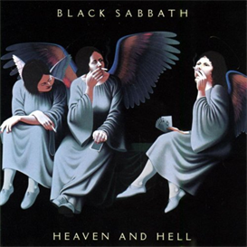 BLACK SABBATH Heaven And Hell (1980) (WARNER BROS. RECORDS) 320 Kbps MP3 ALBUM | Music | Rock