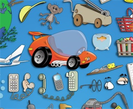 Vector Art Collection - Props, Parts and Gadgets | Software | Design Templates
