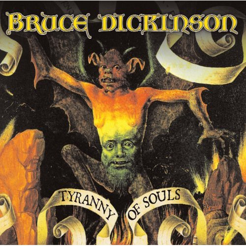 First Additional product image for - BRUCE DICKINSON Tyranny Of Souls (2005) (SANCTUARY RECORDS) 320 Kbps MP3 ALBUM