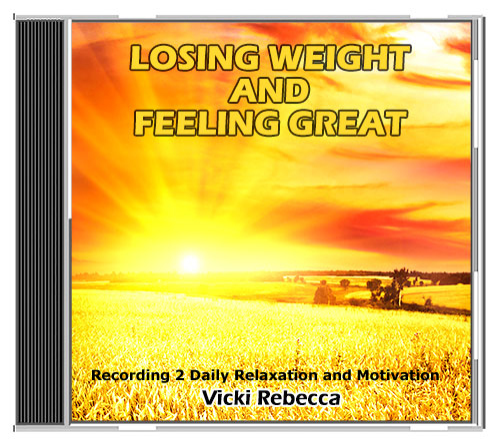 First Additional product image for - Losing Weight and Feeling Great  Recording 2 Daily Relaxation and MotivationLosing Weight and Feeling Great