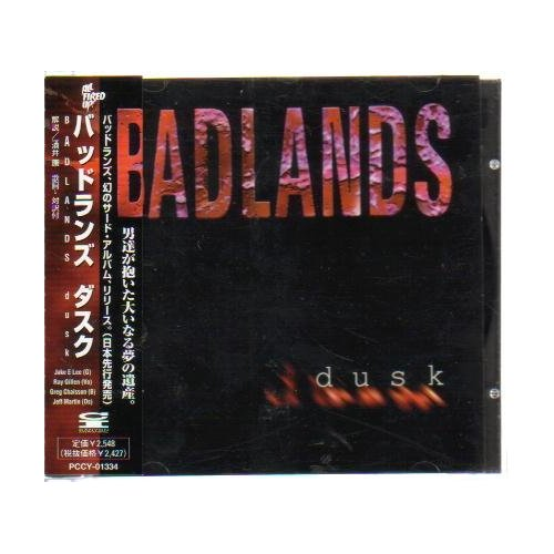 First Additional product image for - BADLANDS Dusk (1999) (PONY CANYON) (IMPORT) (JAPAN) 320 Kbps MP3 ALBUM