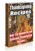Thanksgiving Recipes | eBooks | Food and Cooking