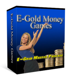 e-gold casino money games php scripts - master package - mrr