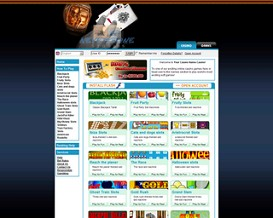 casino website script
