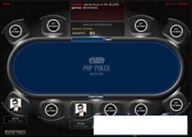 php poker script
