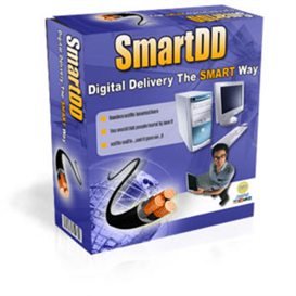 Smart DD Digital Delivery w Resell Rights | Software | Business | Other