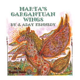 Marta's Gargantuan Wings | eBooks | Children's eBooks