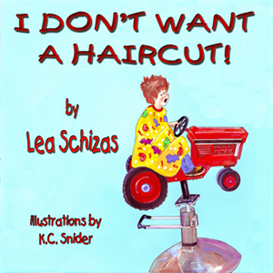 I Don't Want a Haircut | eBooks | Children's eBooks