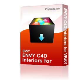 ENVY C4D Interiors for VRAY & AR3 | Other Files | Graphics