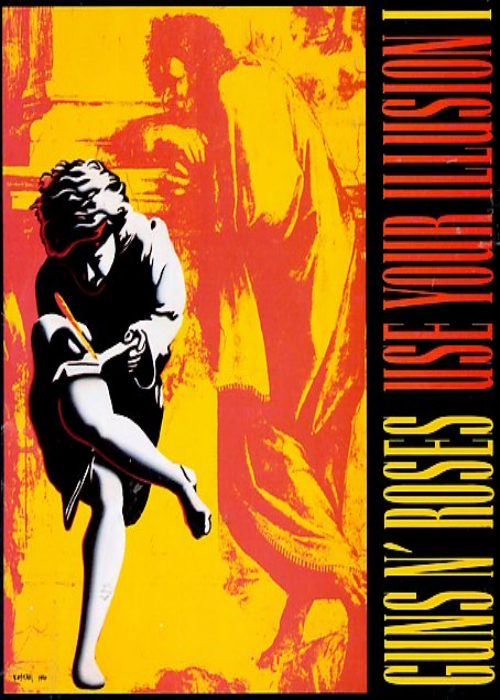 First Additional product image for - GUNS N' ROSES Use Your Illusion I (1991) 320 Kbps MP3 ALBUM