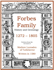 Forbes Family History and Genealogy | eBooks | History