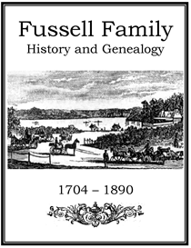 Fussell Family History and Genealogy | eBooks | History