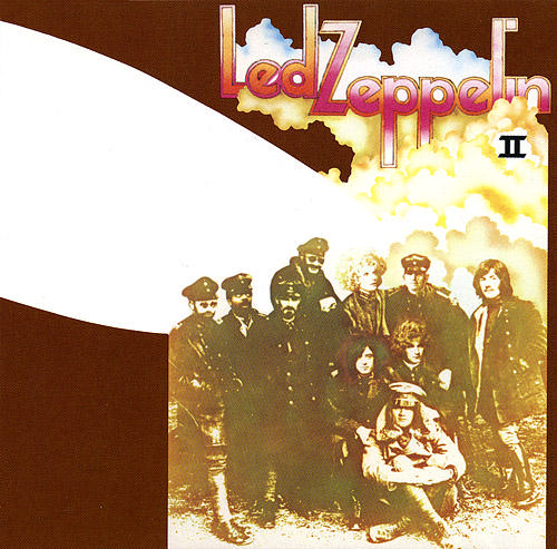 First Additional product image for - LED ZEPPELIN Led Zeppelin II (1994) (RMST) 320 Kbps MP3 ALBUM