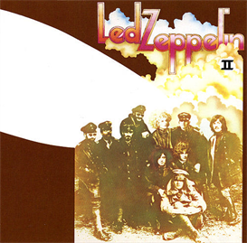 LED ZEPPELIN Led Zeppelin II (1994) (RMST) 320 Kbps MP3 ALBUM | Music | Rock