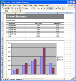 Market Research Plan Templates | Software | Software Templates