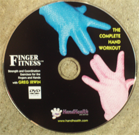Finger Fitness &quot;The Complete Hand Workout&quot; video Part B