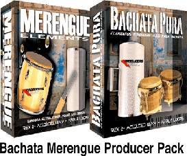 Bachata Merengue Pack | Software | Add-Ons and Plug-ins