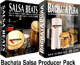 Bachata Salsa Producer Pack | Software | Add-Ons and Plug-ins
